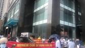 Cư dân Việt Đức Complex phản đối CĐT cho thuê căn hộ làm văn phòng vì lo ngại nguy cơ lây nhiễm Covid-19