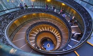 Chiêm ngưỡng 12 cầu thang có vẻ đẹp đáng kinh ngạc nhất trên thế giới