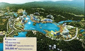 """""""Soi"""" những dự án khủng """"ông trùm"""" bất động sản Sun Group đầu tư tại Quảng Ninh"""