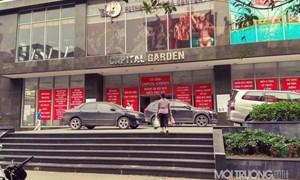 Phó trưởng công an khuyến cáo không nên mua nhà của CĐT Kinh Đô