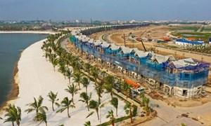 6 tháng đầu năm, Vingroup chiếm gần 63% thị trường bất động sản Hà Nội