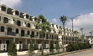 TP.HCM quy định mới về diện tích đất tối thiểu xây nhà liên kế
