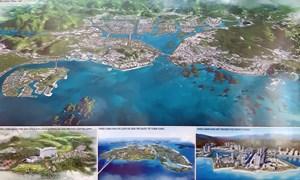Điều chỉnh qui hoạch tầm nhìn đến 2050, TP Hạ Long phát triển theo mô hình đa cực