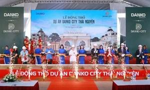 Danko Thái Nguyên chưa cấp phép, Chủ tịch tỉnh dự lễ động thổ lấy ngày