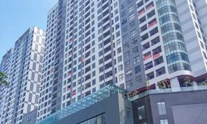 """Dự án The Golden Palm: Cư dân """"tố"""" chung cư cao cấp nứt tường, thấm dột"""