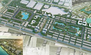 Chấm dứt mọi hoạt động giao dịch tại dự án New City Phố Nối