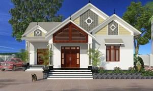 Dự đoán 10 mẫu nhà 1 tầng lên ngôi 2019