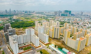 TP.HCM chốt giá bán 1.080 căn hộ ở Thủ Thiêm