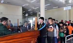 Hơn 4 vạn khách Trung Quốc đến Quảng Ninh dịp Tết Nguyên đán