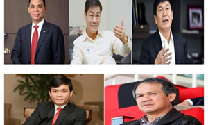 Tiền nhiều để làm gì và dưới đây là câu trả lời của các doanh nhân Việt