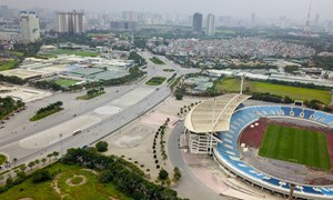 Hà Nội phê duyệt quy hoạch chi tiết đường đua Công thức 1