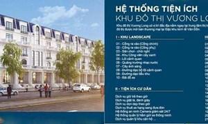Bảng giá biệt thự khu đô thị Vương Long, Vân Đồn, Dự án Vương Long Vân đồn