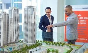HD Mon bắt tay Indochina Capital phát triển dự án căn hộ Mon City