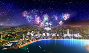 Sonasea Vân Đồn Harbor City: Sinh bất phùng thời