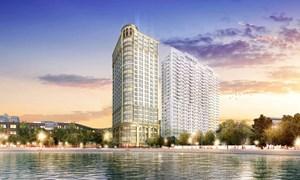 Review Condotel dát vàng 160 triệu/m2 Golden Lake Giảng Võ