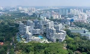 The Interlace Singapore-thiết kế chung cư hoàn hảo cho tương lai
