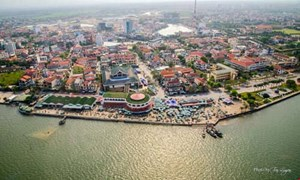 Vingroup muốn làm khu đô thị thông minh rộng 33 ha tại Quảng Bình