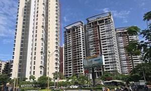 Vì sao khối đế thương mại tại các chung cư ngoài trung tâm ế ẩm ?