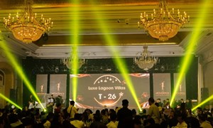 """""""Shock"""" trước thông tin Biệt thự Movenpick Phú Quốc-MIK Group bán hết hơn 70% quỹ hàng ngay tại sự kiện mở bán"""