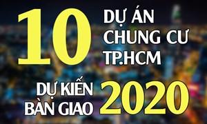 Top 10 dự án chung cư TP.HCM dự kiến bàn giao trong năm 2020