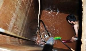 Cư dân khu đô thị Vinhomes Thăng Long mất hàng trăm triệu đồng do sự cố đường nước