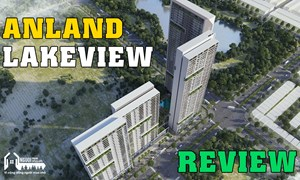 [Review] Dự án căn hộ Anland Lakeview, KĐT Dương Nội, Hà Đông