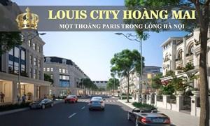 Dự án Louis City Hoàng Mai: Bán 'lúa non' dù chưa xây xong hạ tầng?