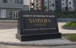 Tự ý thay đổi thiết kế căn hộ: SamLand xin lỗi cư dân Samsora Riverside
