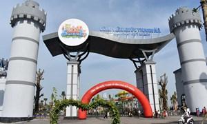 Cưỡng chế công viên nước Thanh Hà, giá đất dự báo lao dốc mạnh?