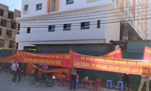 Nhà ở xã hội Hoàng Quân Nha Trang lại trễ hẹn sau 3 năm thất hứa?