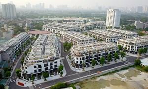 Hàng trăm nhà liền kề, biệt thự The Eden Rose xây vượt tầng?