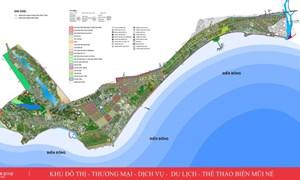 """Bỏ hoang dự án 200ha, TMS tính xây """"siêu tổ hợp"""" 1.350ha ở Bình Thuận"""