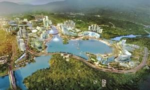 HD Mon, VTG, Sunny World 'bắt tay' làm siêu dự án quy mô 5.000ha tại Vân Đồn