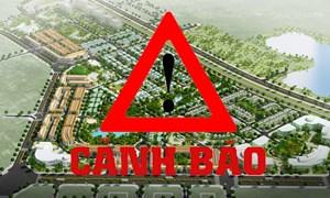 Công ty Vĩnh Hưng cảnh báo người dân cảnh giác dự án của đơn vị bị rao bán trên mạng