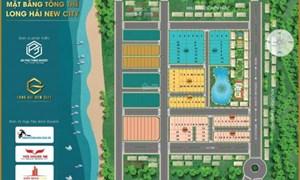 """Tập đoàn B.I.G, Redstar Investment """"vẽ"""" dự án Long Hải Riveside City để lừa khách hàng?"""