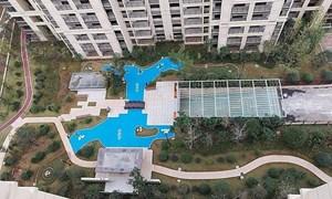 Mua chung cư, nhận tiện ích 'bể bơi' bằng nhựa