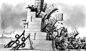 NHNN tung cú sút trời giáng vào ngân hàng, thị trường bất động sản