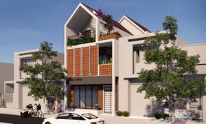 Những mẫu nhà này có đẹp và phù hợp cho nông thôn Việt?