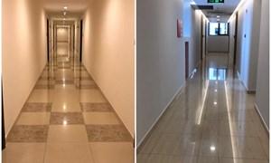Kết thúc cuộc thi: Tìm kiếm hành lang căn hộ chung cư rộng nhất Hà Nội