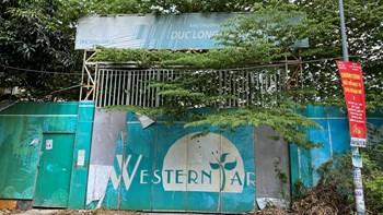 Chủ Đầu tư Đức Long lừa đảo Khách hàng tại Dự án Western park.  - 1