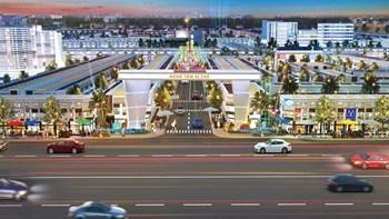 Dự án Khu nhà ở Chánh Hưng – Bến Cát City Zone chưa đủ điều kiện đã mở bán - 5