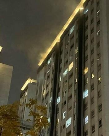 Sau vụ cháy ở tầng 25 Lexington, cư dân phản ánh những bất cập của ban quản lý - 1