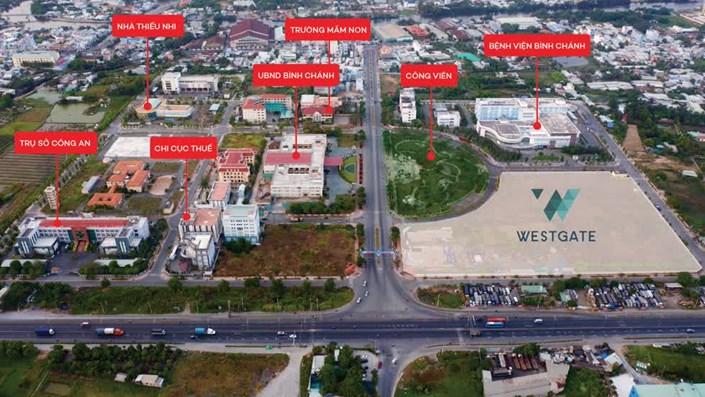 Review dự án Westgate Bình Chánh: Lo ngại pháp lý, người mua nhà bắt đầu đẩy hàng 'cắt lỗ'? (bài 1) - 1