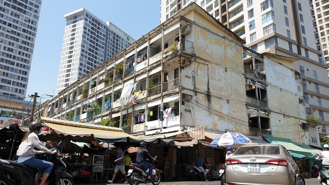 TP.HCM đề xuất mới: Chỉ cần 50% cư dân đồng ý là tháo dỡ chung cư cũ - 1