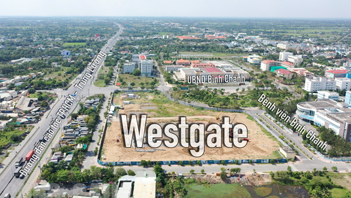 Review dự án Westgate Bình Chánh: 3 điểm cần lưy ý dành cho người mua nhà (bài 4) - 1