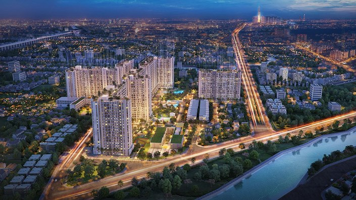 17 dự án chung cư nổi bật tại TP.HCM dự kiến mở bán trong năm 2021 - 1