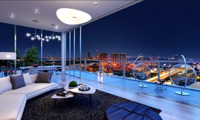 Phân biệt các loại hình căn hộ chung cư cao cấp: Vì sao duplex, penthouse được mệnh danh chỉ dành cho giới nhà giàu? - 1