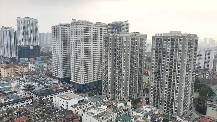 Rộ bán cắt lỗ căn hộ chung cư ở Hà Nội - 1