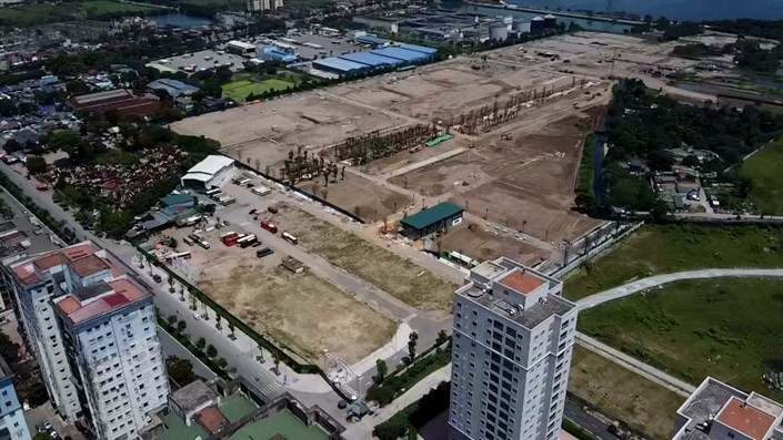 """""""Ông lớn"""" môi giới Hà Nội tính rót tiếp gần 1.300 tỷ """"hồi sinh"""" Khu đô thị trung tâm quận Hoàng Mai - 1"""