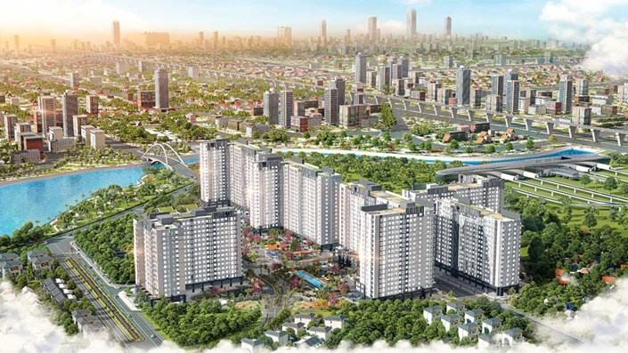 Điểm danh những dự án chung cư dự kiến mở bán trong năm 2021 tại TP. HCM - 1